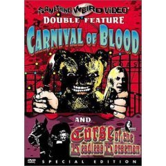 Carnival of Blood - Curse of the Headless Horseman - NEW DVD FACTORY SEALED