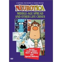 Neurotica Middle-Age Spread and Other Life Crises - NEW DVD FACTORY SEALED