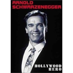 Arnold Schwarzenegger Hollywood Hero - NEW DVD FACTORY SEALED