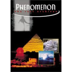 Phenomenon The Lost Archives - American Midnight - NEW DVD FACTORY SEALED