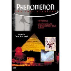 Phenomenon The Lost Archives - Up For Sale - NEW DVD FACTORY SEALED