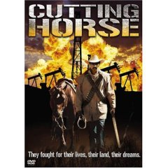 Cutting Horse - NEW DVD FACTORY SEALED