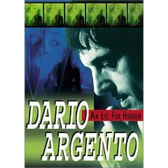 Dario Argento - An Eye For Horror - NEW DVD FACTORY SEALED