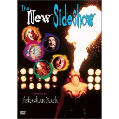 The New Sideshow - NEW DVD FACTORY SEALED