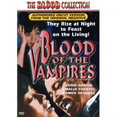 Blood of the Vampires - NEW DVD FACTORY SEALED