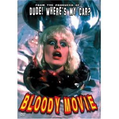 Bloody Movie - NEW DVD FACTORY SEALED