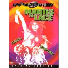 Mantis In Lace - NEW DVD FACTORY SEALED
