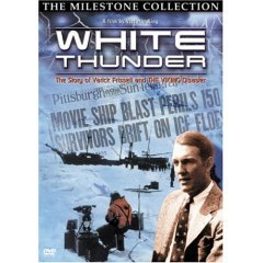 White Thunder - The Story of Varick Frissel and The Viking Disaster - NEW DVD
