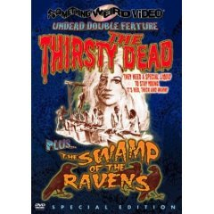 Thirsty Dead - Swamp of the Ravens - NEW DVD FACTORY SEALED