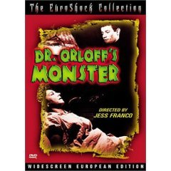 Dr. Orloff's Monster - NEW DVD FACTORY SEALED