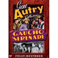 Gaucho Serenade- Gene Autry - NEW DVD FACTORY SEALED