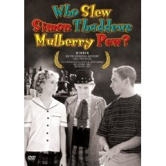 Who Slew Simon Thaddeus Mulberry Pew? - NEW DVD FACTORY SEALED