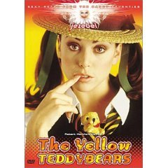Yellow Teddybears - NEW DVD FACTORY SEALED