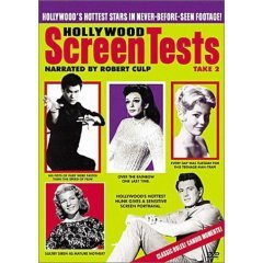 Hollywood Screen Tests Take 2 - NEW DVD FACTORY SEALED