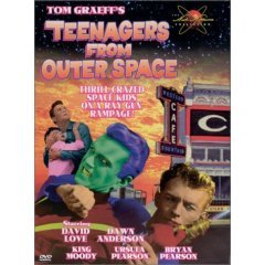 Teenagers From Outer Space - NEW DVD FACTORY SEALED