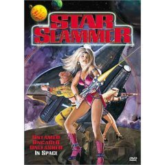 Star Slammer - NEW DVD FACTORY SEALED