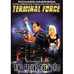 Terminal Force - Ring Around The World - NEW DVD FACTORY SEALED