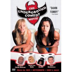 Underground Comedy Movie (R Rated Edition) - NEW DVD FACTORY SEALED