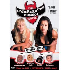 Underground Comedy Movie (Unrated Edition) - NEW DVD FACTORY SEALED