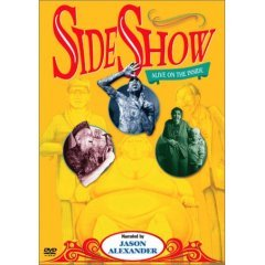 Sideshow Alive On The Inside - NEW DVD FACTORY SEALED