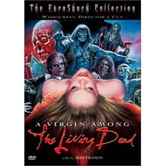 A Virgin Among The Living Dead - NEW DVD FACTORY SEALED