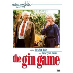 Gin Game - NEW DVD FACTORY SEALED