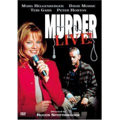 Murder Live! - NEW DVD FACTORY SEALED