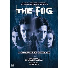 The Fog (A Bollywood Thriller) - NEW DVD FACTORY SEALED