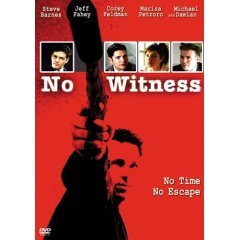 No Witness - NEW DVD FACTORY SEALED