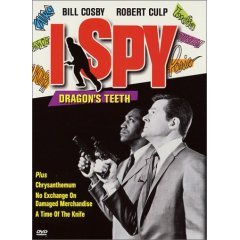 I Spy Dragon's Teeth - NEW DVD FACTORY SEALED