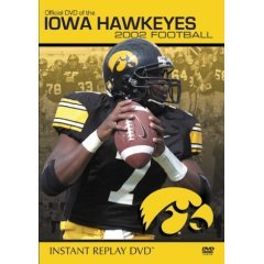 Iowa Hawkeyes 2002 Football Instant Replay - NEW DVD FACTORY SEALED