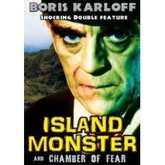 Island Monster - Chamber of Fear - NEW DVD FACTORY SEALED