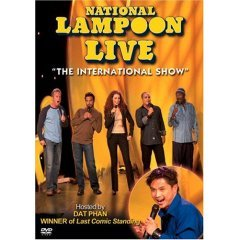 National Lampoon Live The Internation Show - NEW DVD FACTORY SEALED