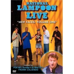 National Lampoon New Faces Volume 1 - NEW DVD FACTORY SEALED