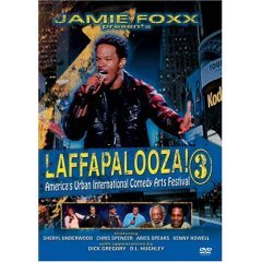 Laffapalooza! #3 - NEW DVD FACTORY SEALED