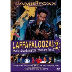 Laffapalooza! #2 - NEW DVD FACTORY SEALED