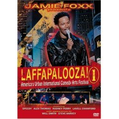 Laffapalooza! #1 - NEW DVD FACTORY SEALED