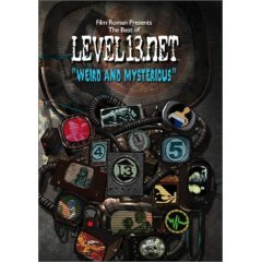 Level13.net Weird and Mysterious - NEW DVD FACTORY SEALED