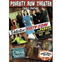 Poverty Row Theater Collection - Triple Feature - NEW DVD FACTORY SEALED