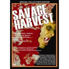 Savage Harvest (New DVD Full Screen)