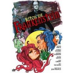 Ritos De Frankenstein (Spanish Version) - NEW DVD FACTORY SEALED