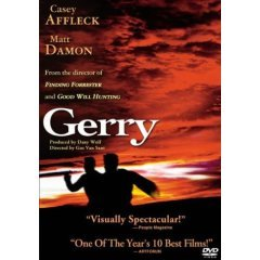 Gerry - NEW DVD FACTORY SEALED