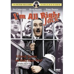 I'm All Right Jack - NEW DVD FACTORY SEALED