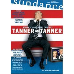 Tanner On Tanner (New DVD)