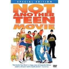 Not Another Teen Movie - NEW DVD FACTORY SEALED
