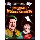 March of the Wooden Soldiers - NEW DVD FACTORY SEALED