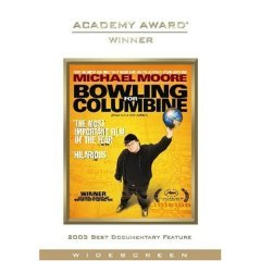 Bowling for Columbine - NEW DVD FACTORY SEALED