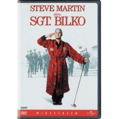 Sgt. Bilko - NEW DVD FACTORY SEALED