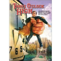 Three O'clock High - NEW DVD FACTORY SEALED