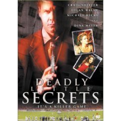 Deadly Little Secrets - NEW DVD FACTORY SEALED